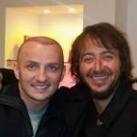 Mihai Traistariu si-a facut un nou transplant de par la clinica doctorului Felix Popescu!