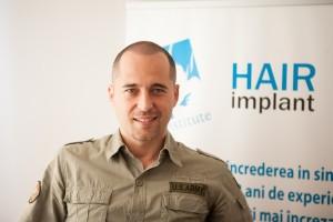 Transplant de par Dinu Maxer - Dr. Felix Hair Implant