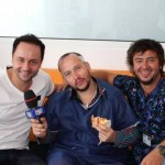 Pictorul Costin Craioveanu si-a facut transplant de par la Clinica Dr. Felix Hair Implant din Bucuresti