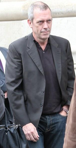 Hugh Laurie Hair Transplant | Hair Implant