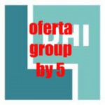 Oferta transplant de par Group by 5 - DHI Bucuresti