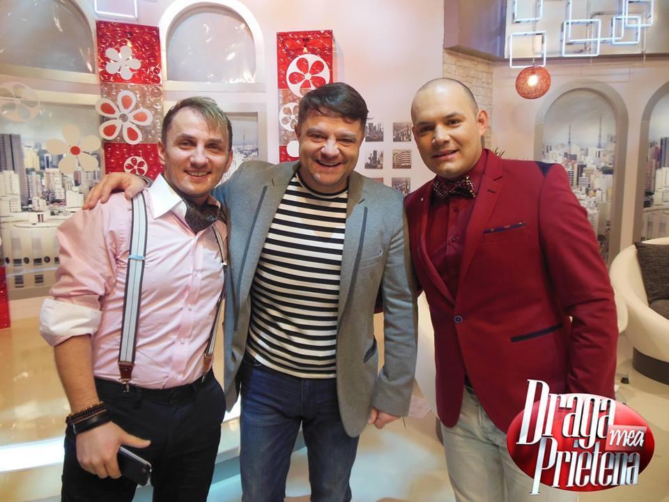 Mihai Trastariu, Andrei Duban, Raoul - Implant de par