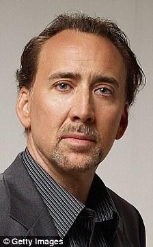 Nicolas Cage before hair transplant | Implant de par