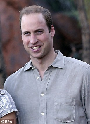 prince-william before baldness