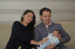 Robert Negoita la 3 ani dupa transplantul de par
