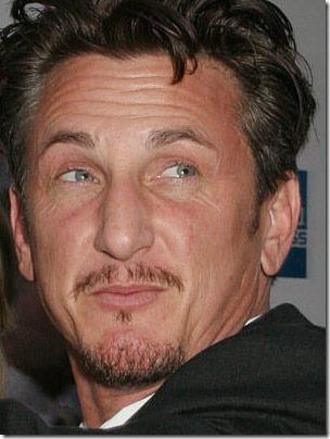 Sean Penn Hair Implant
