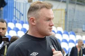 Wayne Rooney dupa primul implant de par